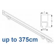 1021 in  White, 375cm Complete