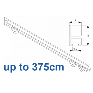 1021 in Silver, up to 375cm Complete