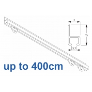 1021 in  White, up to 400cm Complete