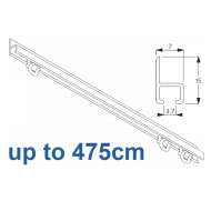 1021 in  White, up to 475cm Complete