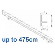 1021 in  White, 475cm Complete