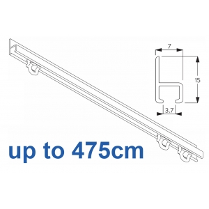 1021 in Silver, up to 475cm Complete