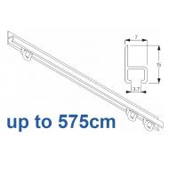 1021 in  White, 575cm Complete