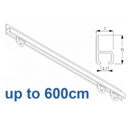 1021 in  White, 600cm Complete
