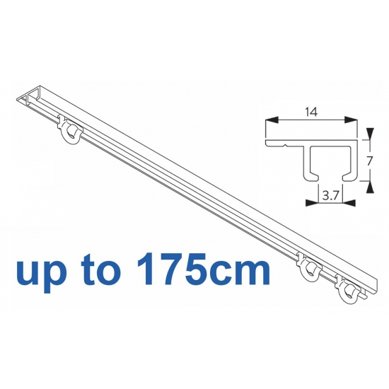 1025 in  White, up to 175cm Complete