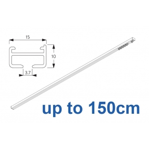 1070 Hand operated (White only) up to 150cm Complete