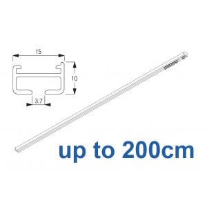 1070 Hand operated (White only) up to 200cm Complete