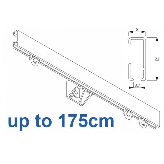 1080 Silver or White 175cm Complete