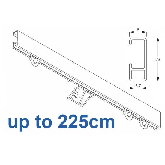 1080 Silver or White 225cm Complete
