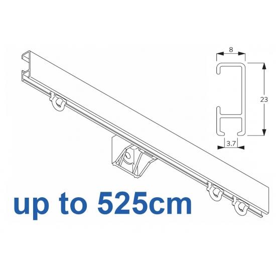 1080 Silver or White 525cm Complete