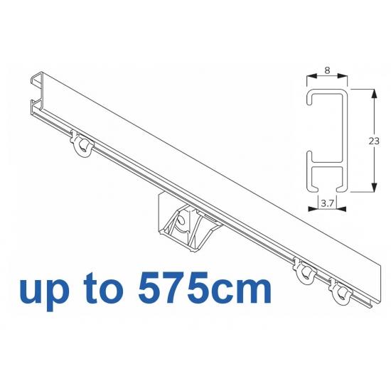 1080 Silver or White 575cm Complete