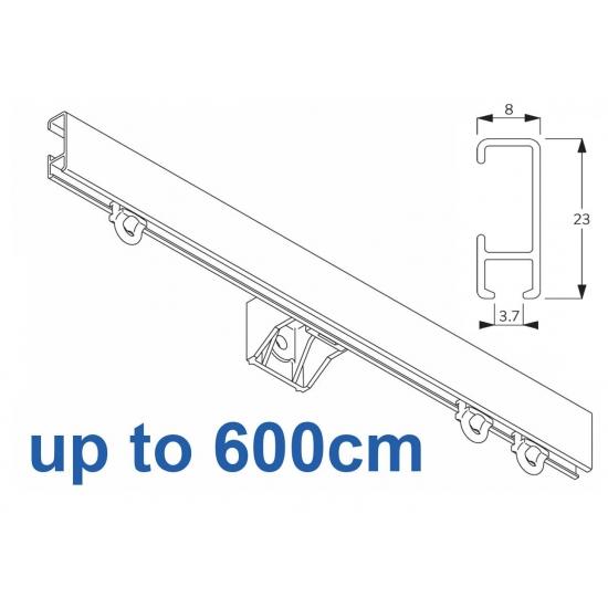 1080 Silver or White 600cm Complete