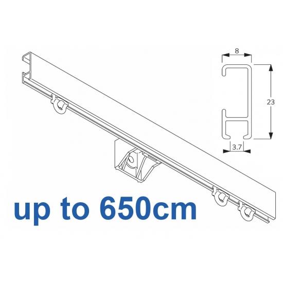 1080 Silver or White 650cm Complete