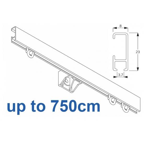 1080 Silver or White 750cm Complete