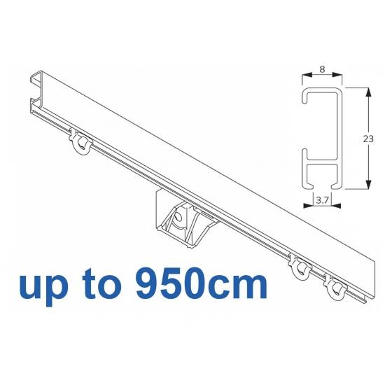 1080 Silver or White 950cm Complete