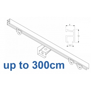 1090 Silver or White, up to 300cm Complete