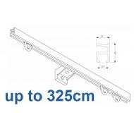 1090 Silver or White 325cm Complete