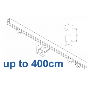 1090 Silver or White, up to 400cm Complete