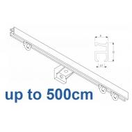 1090 Silver or White 500cm Complete