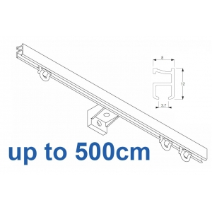 1090 Silver or White, up to 500cm Complete