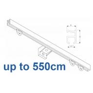 1090 Silver or White 550cm Complete