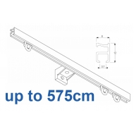 1090 Silver or White 575cm Complete