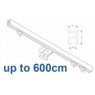 1090 Silver or White 600cm Complete