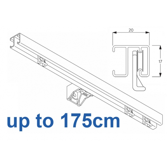 1280 White up to 175cm Complete