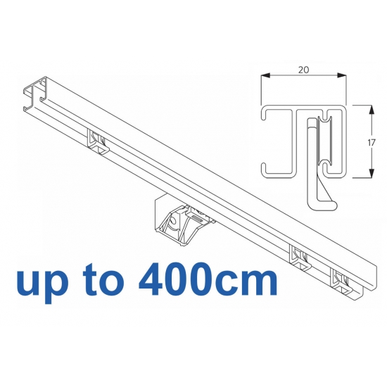 1280 White up to 400cm Complete