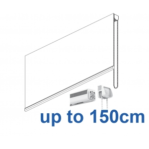 2304 Chain operated Headrail system up to 150cm