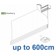 2345 Battery operated Headrail system up to 600cm
