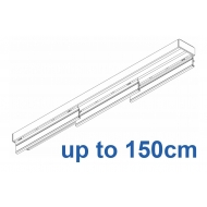2700 Panel Glide system up to 150cm