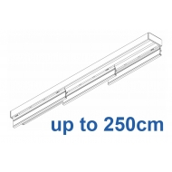 2700 Panel Glide system up to 250cm