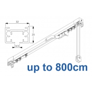 3970 corded & 3970 Wave corded (White only)  up to 800cm Complete