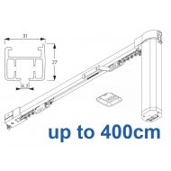 5100B Basic Autoglide system with Wireless wall switch up to 400cm Complete