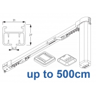 5100T Timer Autoglide system with Wireless Timer and Wireless wall switch up to 500cm Complete