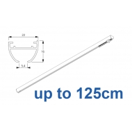 6010 Hand operated & 6010 Wave hand operated (White only)  up to 125cm Complete