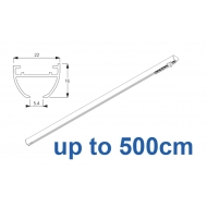 6010 Hand operated & 6010 Wave hand operated (White only)  up to 500cm Complete