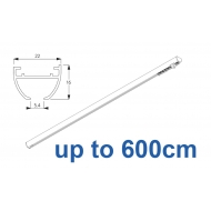 6010 Hand operated & 6010 Wave hand operated (White only)  up to 600cm Complete