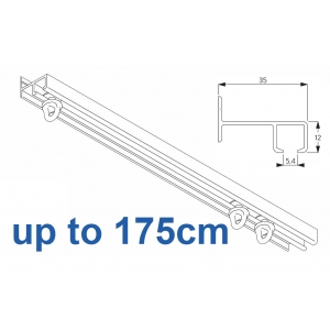6021 Safety Track, up to  175cm Complete