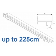 6021 Safety Track  225cm Complete
