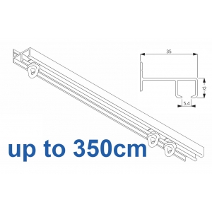 6021 Safety Track, up to  350cm Complete