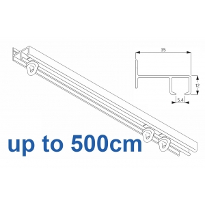 6021 Safety Track, up to  500cm Complete