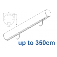 6140 50mm Hand Drawn Metropole Silver, Black, White, Matt White, Ecru up to 350cm complete