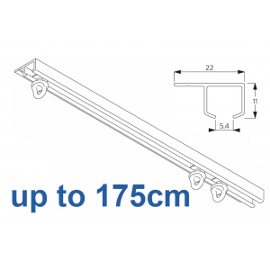 6290 Safety Track, up to  175cm Complete