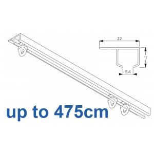 6290 Safety Track, up to  475cm Complete