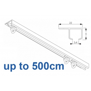 6290 Safety Track, up to  500cm Complete