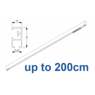 6380 Hand Operated, systems (White only) up to 200cm Complete