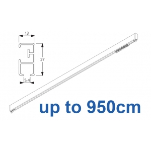 6380 Hand Operated, systems (White only) up to 950cm Complete