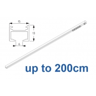 6465 Hand operated & 6465 Wave hand operated (White only)  up to 200cm Complete